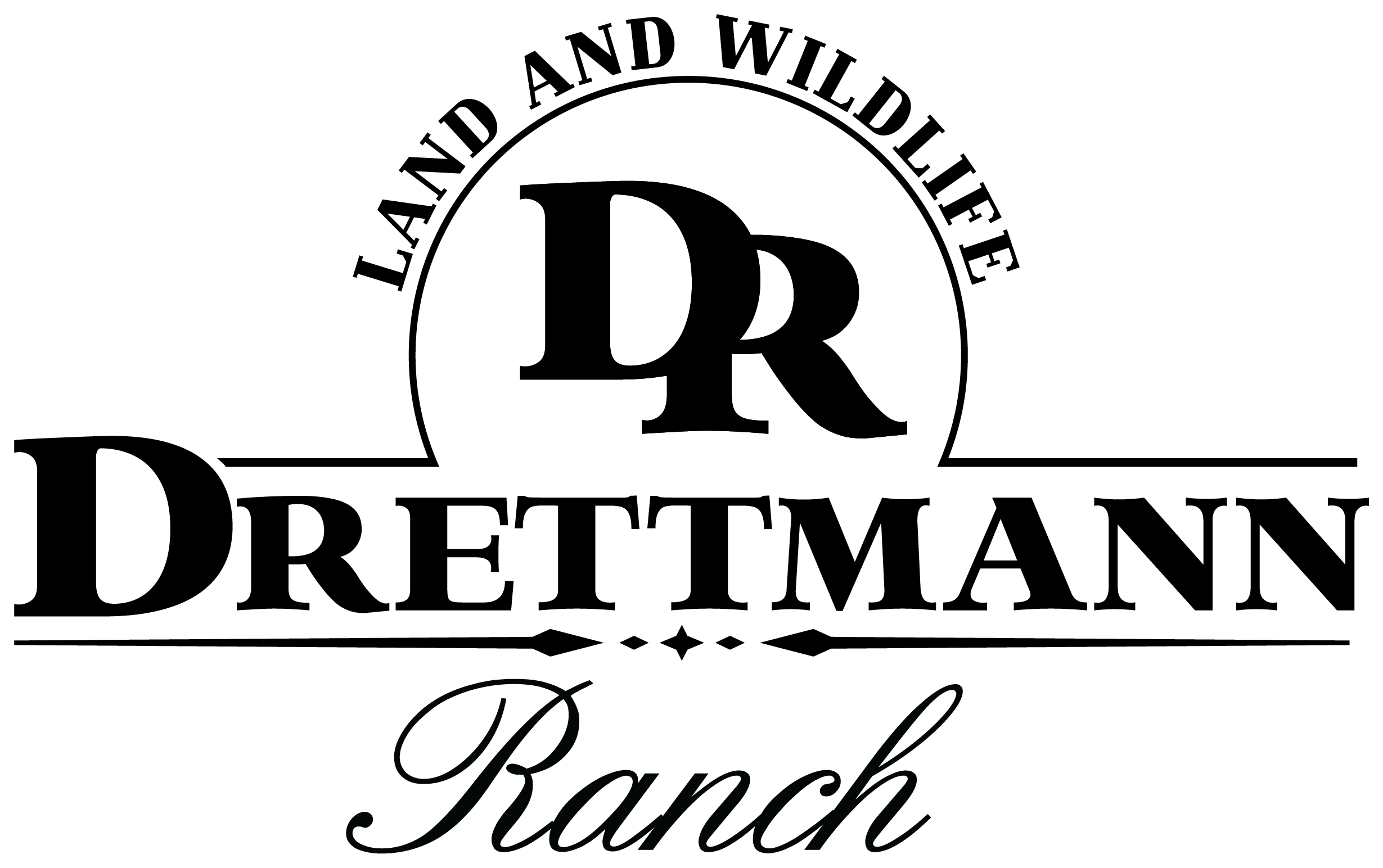 Drettmann Ranch Logo